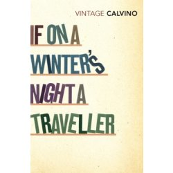 If On A Winter's Night A Traveller by Italo Calvino (Paperback 1992)
