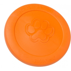 West Paw Large Zisc Hundefrisbee 22 cm Orange