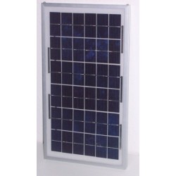 Sunset Solarmodul SM 10 10 Watt 12 Volt
