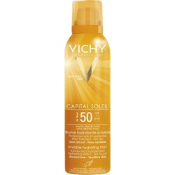 CAPITAL SOLEIL brume hydratante invisible SPF50 200 ml
