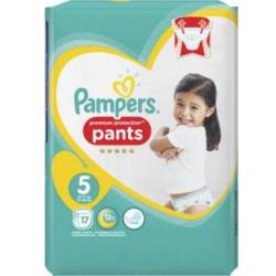 Pampers Premium Protection Pants Gr. 5 Junior 12 17kg
