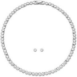 Swarovski Schmuck Set Tennis 5007747