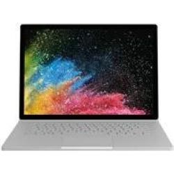 Microsoft Surface Book 2 Tablet mit abnehmbarer Tastatur Core i7 8650U 1.9 GHz Windows 10 Pro Ersteller Update 64 Bit Edition 16 GB RAM 1 TB SSD 34.3 cm (13.5) Touchscreen 3000 x 2000 NVIDIA GeForce GTX 1050 Wi Fi Bluetooth Silber