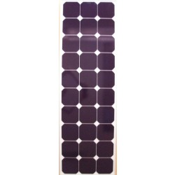 Sunset Solarmodul AS90 30HPC 90 Watt 12 Volt