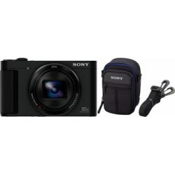 Sony »DSCHX90B« Superzoom Kamera (ZEISS Vario Sonnar® T Objektiv 18 2 MP 30x opt. Zoom NFC Panorama Modus)