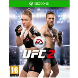 UFC 2 Microsoft Xbox One Fighting PEGI 16