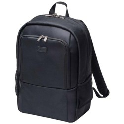 DICOTA Laptop Rucksack Backpack BASE Kunstfaser schwarz
