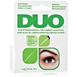 Ardell Duo Adhesive Brush On Striplash White clear Wimpernkleber 5 g