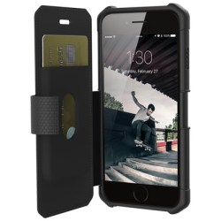 Urban Armor Gear Metropolis case iPhone 6 6S 7 8 schwarz