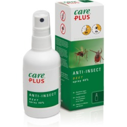 Care Plus Anti Insect DEET 40 Spray 60ml