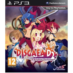 Disgaea D2 A Brighter Darkness Sony PlayStation 3 RPG PEGI 12