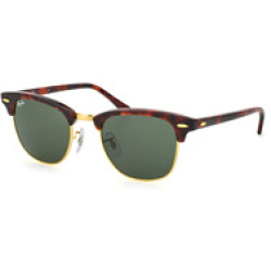 RAY BAN Sonnenbrille Clubmaster 3016 49