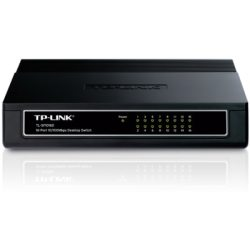 tp link TL SF1016D Switch 16 fach
