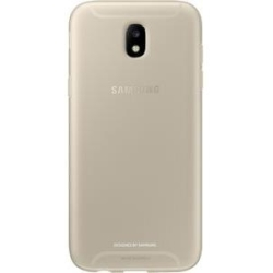 Samsung Jelly Cover EF AJ530 für Galaxy J5 (2017) gold
