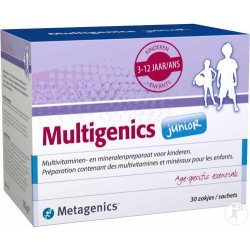 Metagenics Multigenics Junior 30 Beuteln