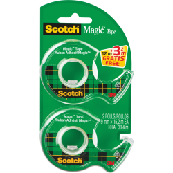 Scotch Handabroller Magic transparent bestückt