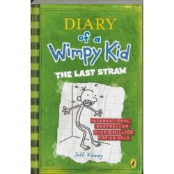 The Last Straw (Diary of a Wimpy Kid book 3) by Jeff Kinney (Paperback 2009)