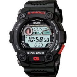 Casio G Shock G Rescue Herrenchronograph in Schwarz G 7900 1ER