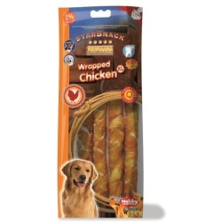 Nobby StarSnack Barbecue Wrapped Chicken 270 g