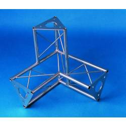 Alutruss DECOTRUSS SAL 31 3 Punkt Traverse 3 Weg Ecke 90°