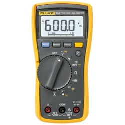 FLUKE 115 Multimeter 115 digital 6000 Counts TRMS