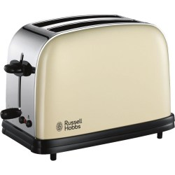 Russell Hobbs Colours Classic Cream Toaster 23334 56
