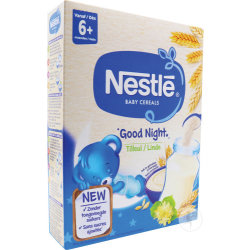 Nestle Baby Cereals Good Night Linde 250g