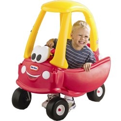 Little Tikes Kinderauto Cozy Coupe Rot