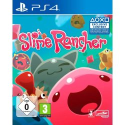 Slime Rancher PlayStation 4