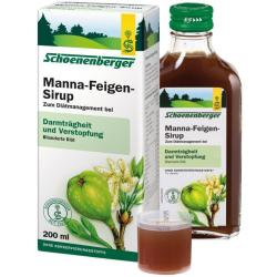 Salus Manna Feigensaft Flakon 200ml
