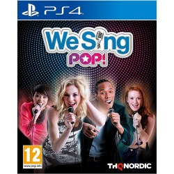 We Sing Pop Sony PlayStation 4 Musik PEGI 12