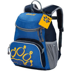 Jack Wolfskin LITTLE JOE Kinder Kinderrucksack blau