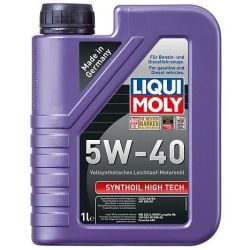 Liqui Moly Motoröl Synthoil High Tech 5W 40 1 l