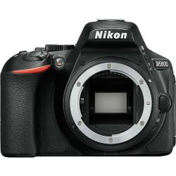 Nikon »D5600 Kit« Spiegelreflexkamera (AF P DX 18 55 VR 24 2 MP Bluetooth NFC WLAN (Wi Fi)