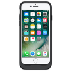 Apple Smart Battery Case für iPhone 7 schwarz